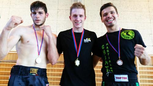 Kickboxturnier Ascona 2015